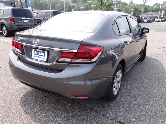 New 2014 Honda Civic LX Fwd 4D SedanHonda Civic Sedan Lx 2014
