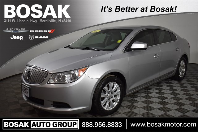 Pre-Owned 2012 Buick LaCrosse Convenience Group