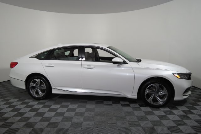 Honda Accord Ex >> 2019 Honda Accord Ex L Fwd 4d Sedan Bosak Honda Michigan City