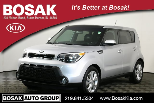 Certified Pre-Owned 2015 Kia Soul Plus