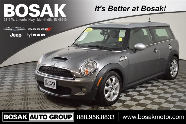 Pre-Owned 2010 MINI Cooper S Clubman