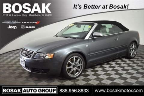 Pre-Owned 2005 Audi S4 Base